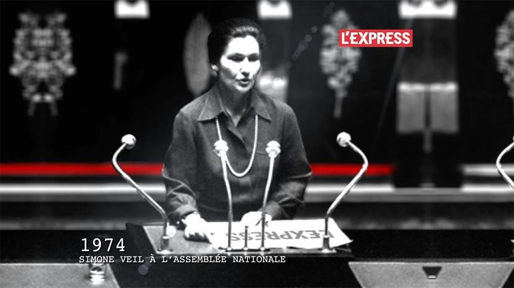 L'express - 60 ans - PUB TV