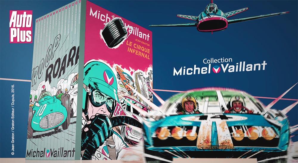 Collection Michel Vaillant - PUB TV